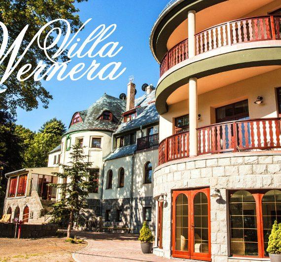 Hotel Villa Wernera w Szklarskiej Porębie