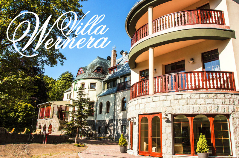 Hotel Villa Wernera im Szklarska Poręba