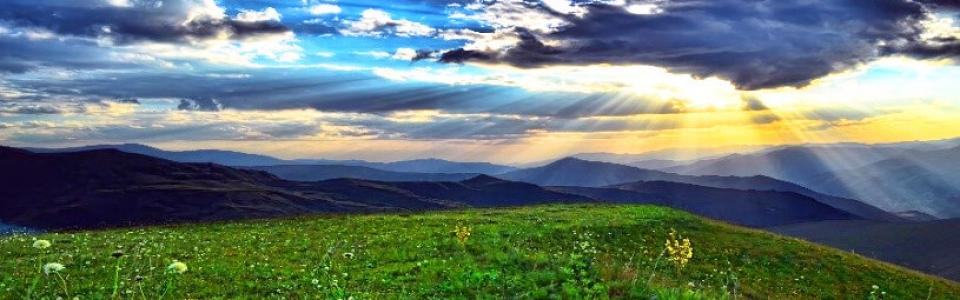 Lato w Karkonoszach