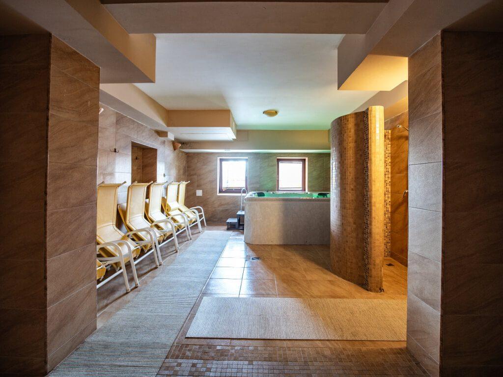 sauny i jacuzzi